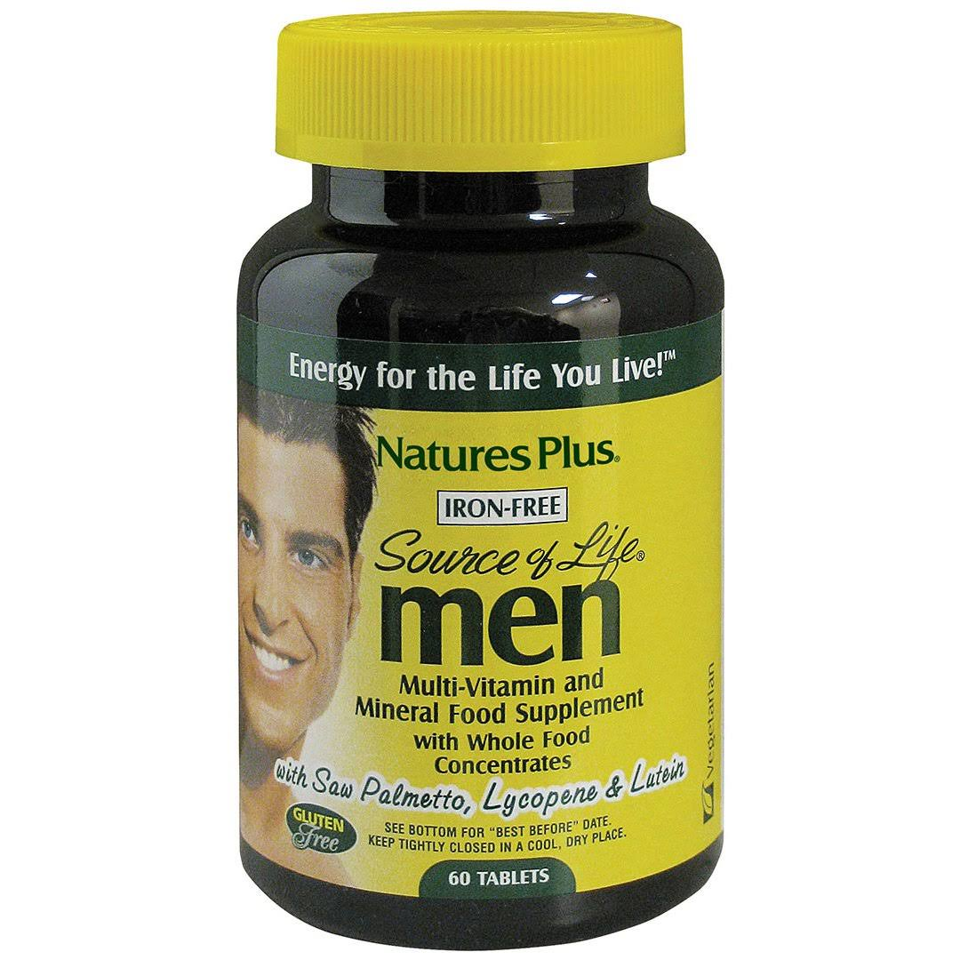 Nature's Plus Source of Life Men