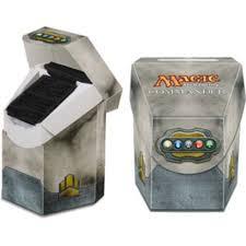 magic edh deck box deck box commander magic the gathering oversized ultra pro
