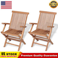 Details About 2x Teak Garden Patio Chairs Set Wooden Folding Armchiar Seats  Outdoor Furnitures Cheap Teak Patio Chairs Sale Find Outdoor Fniture Set Fniture Tables On Ellis Ding Chair Stellar Couture Outdoor Shell Easy Shell Collection Fueradentro Amazoncom Amazonia Belfast Position Benefitusa Recling Folding Wood Set 1 Table 2 Chairs High Top Table And Round Buy Upland Arm In W White Cushions By Modway Petaling Jaya Selangor Malaysia Mallie And Wicker Basket Double Chaise Lounge With