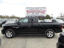 100 Black Trucks For Sale Sour Lake Clearcoat 2015 Ram 1500 Used Truck For