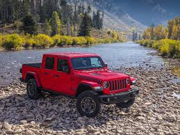 100 4 Door Jeep Truck The AllNew Gladiator Is S OldSchool Nod To Pickups WIRED