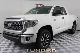 New 2019 Toyota Tundra SR5 Double Cab 6.5' Bed 5.7L In Santa Fe ... 2018 Used Toyota Tundra Platinum At Watts Automotive Serving Salt 2016 Sr5 Crewmax 57l V8 4wd 6speed Automatic Custom Trucks Near Raleigh And Durham Nc New Double Cab In Orlando 8820002 For Sale Wilmington De 19899 Autotrader Preowned 2015 Truck 1794 Crew Longview 2010 Limited Edition4x4 V8heated Leather Ffv 6spd At Edition
