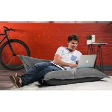 big joe furniture big joe colin dorm bean bag lounger big joe