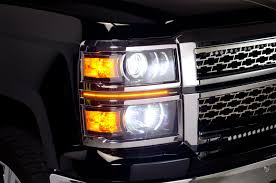 Led Headlights For Trucks, Spyder Chrome Drl Projector Headlights Trucklite Generation 2 Led Headlights Phase 7 4x4ovlander 60cm Drl Fxible Led Tube Strip Style Daytime Running Lights Tear Kits Similar To Hid For Headlightsfog Plugn 2018 Ford F150 Platinum Headlight Upgrade Kit Trucklite Round Headlamp 80275 Passing Installing Headlights In 2014 Gmc Sierra Better Automotive Easy Guide Install Strips Over Xr5 H13 Performance Lighting Ltd 200408 Cree Head Light F150ledscom For Truck Best In The Www