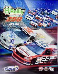 100 Nascar Craftsman Truck Series Schedule Amazoncom 2003 NASCARKansas Speedway