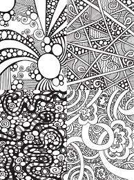 Online Doodle Art Coloring Pages 14 On For Kids With