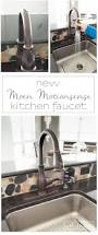 Moen Motionsense Faucet Leaking by A Stylish And Hands Free New Kitchen Faucet T U0026h Kitchen