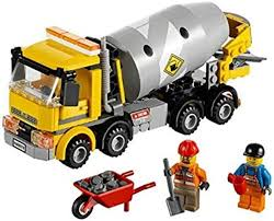 100 Lego Cement Truck Amazoncom LEGO CITY Mixer Toys Games