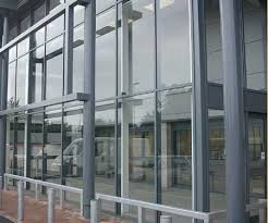 unitized curtain walls and their limitations glass magazine wall
