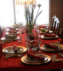 Christmas Centerpieces For Dining Room Tables by Glass Vase For Christmas Table Decoration Idea Cheap Dining Room