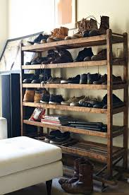 Shoe Shelf Could Use Trays From Lolly Factory
