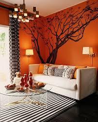 60 Wall Color Ideas In Orange – Naturinspirierte Design For All