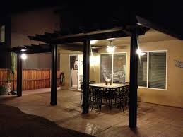 Louvered Patio Covers Sacramento by Decorating Wonderful Alumawood Patio Cover For Interesting Patio