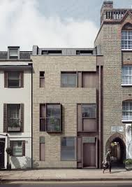100 Tdo Architects TDO Architecture Gets Planning For House On Historic Chelsea Street