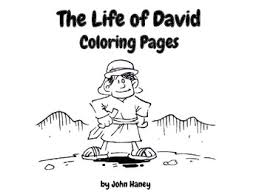 The Life Of David Coloring Pages By Out This World Resources