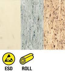 esd conductive euro flex loose lay solid vinyl tile tek stil