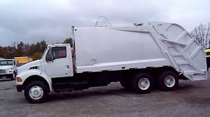 2006 Sterling Garbage Truck For Sale - YouTube