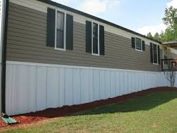 Underpinning For Mobile Home Prices Skirting Remodel Pinterest
