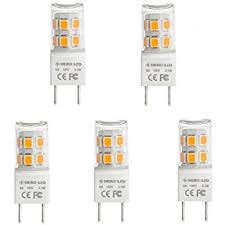 feit g8 led 20w replacement 3000k non dimmable led light led