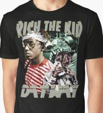 DAT WAY Rap T Shirt Graphic