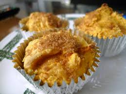 Cake Mix And Pumpkin Puree Muffins by Easy Pumpkin Muffins Food Comas