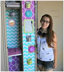 Locker Decorations At Walmart 25 diy locker decor ideas for more cooler look diy locker