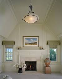 Cathedral Ceiling Lighting Ideas Living Room Contemporary