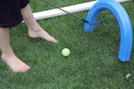 Outdoor Fun: Backyard Mini Golf Course · Kix Cereal Toys Games Momeaz Chippo Golf Game Build Quickcrafter Best Of Diy Pinterest Patriotic Ladder Blog Artificial Grass Turf Southwest Greens Amazoncom Rampshot Backyard Amazon Launchpad Gold Rush Outdoor Mini Nice Design And Ideas 2016 Artistdesigned Minigolf Course Blongoball Ball Gift Ideas And Things I Like Photo Gallery Of Mer Bleue 5 Ways To Add Play Your Yard Synlawn