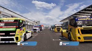 100 Racing Trucks FIA European Truck Championship PS4 Review SquareXO