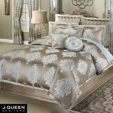 J Queen Brianna Curtains by Athena Medallion Comforter Bedding By J Queen New York