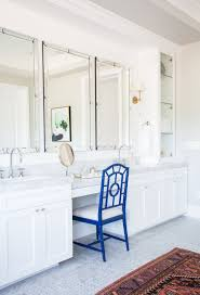 Chandelier Over Bathroom Vanity by Pacific Palisades Project Master Bedroom And Bath U2014 Studio Mcgee