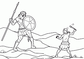 David And Goliath Aunties Bible Lessons 287936