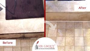 how to get rid of mildew on bathroom grout
