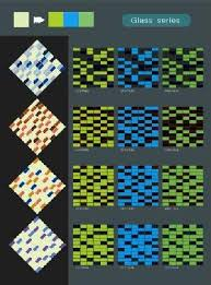 Glow In The Dark Mosaic Pool Tiles by Glow Dark Swimming Pool Ceramics Tile Page 2 Products Photo