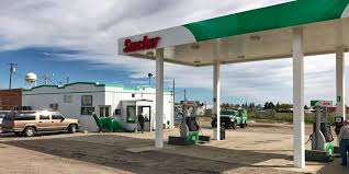100 Stockmans Truck Stop Stanford ByWay Service And Gas Into The Little Belts