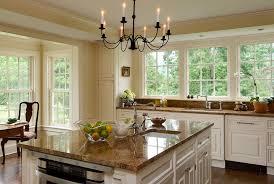 Granite Countertops Image Decor In Kitchen Traditional