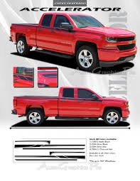 2014-2017 2018 Chevy Silverado Stripes ACCELERATOR Truck Vinyl ... Vehicle Wraps Seattle Custom Vinyl Auto Graphics Autotize Fleet Lettering Ford F150 Predator 2 Fseries Raptor Mudslinger Side Truck Bed Tribal Car Graphics Vinyl Decal Sticker Auto Truck Flames 00027 2015 2016 2017 2018 Graphic Racer Rip 092018 Dodge Ram Power Hood And Rear Strobes Shadow Chevy Silverado Decal Lower Body Accent Apollo Door Splash Design Rally Stripes American Flag Decals Kit Xtreme Digital Graphix 002018 Champ Commerical Extreme Signs Solar Eclipse Inc