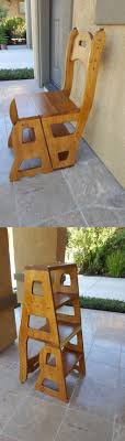 Check Out This Awesome Customer Project! This Convertible Step ... How To Build A Wooden Pallet Adirondack Chair Bystep Tutorial Steltman Chair Inspiration Pinterest Woods Woodworking And Suite For Upholstery New Frame Abbey Diy Chairs 11 Ways Your Own Bob Vila Armchair Build Youtube On The Design Ideas 77 In Aarons Office 12 Best Kedes Kreslai Images On A Log Itructions How Make Tub Creative Fniture Lawyer 50 Raphaels Villa
