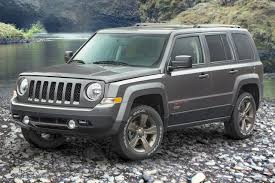 2017 Jeep Patriot SUV Pricing, Features, Ratings And Reviews | Edmunds