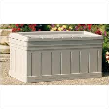 Keter Outdoor Storage Bench Full Size Outdoor Patio Storage