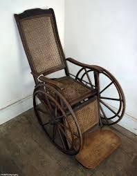 100 Rocking Chair Wheelchair Civil Warera Wheelchair In The Forts Infirmary Fort Mifflin