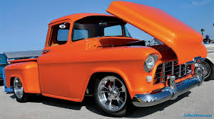 100 Old School Chevy Trucks Wallpapers 57 Background Pictures