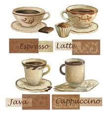 Coffee Decals For A Kitchen Themed Decor