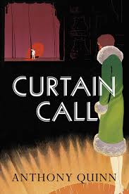 Curtain Call Amazon Anthony Quinn Books