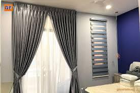 100 Residence Curtains Design Fabrics Materials In Klang Valley