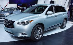 2014 Infiniti QX60 Hybrid First Look - Truck Trend | 2014 Infiniti ... Toyota To Update Large Pickup And Suvs Hybrid Truck Possible 2008 Chevrolet Tahoe Am I Driving A Car And 2014 Isuzu Top Auto Magazine Video 2017 Ford F150 Spied Why Dont Commercial Plugin Trucks Vans Sell Gas 2 Hybrid Porsche 3d 3ds 11 3 Pinterest Review Ram 2500 Hd Next Generation Of Clydesdale The 20 Honda Insight Specs Price Toprated Performance Design Jd Power Cars Nissan Lineup Crossovers Minivans