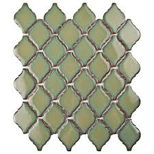 Home Depot Merola Penny Tile by 10x11 Tile Flooring The Home Depot
