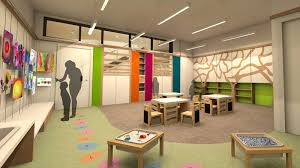 100 Interior Design Kids Best School Modern Classroom School