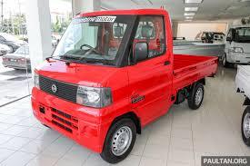 100 Old Nissan Trucks Clipper Lands In Malaysia 660cc JDM Kei Truck 5