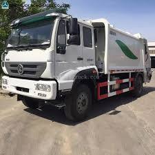 Garbage Compactor Truck, Garbage Compactor Truck Suppliers And ...
